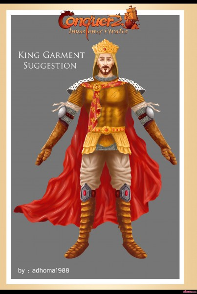 King Garment Suggestion